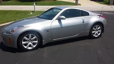 Nissan : 350Z Touring 2004 nissan 350 z touring coupe loaded