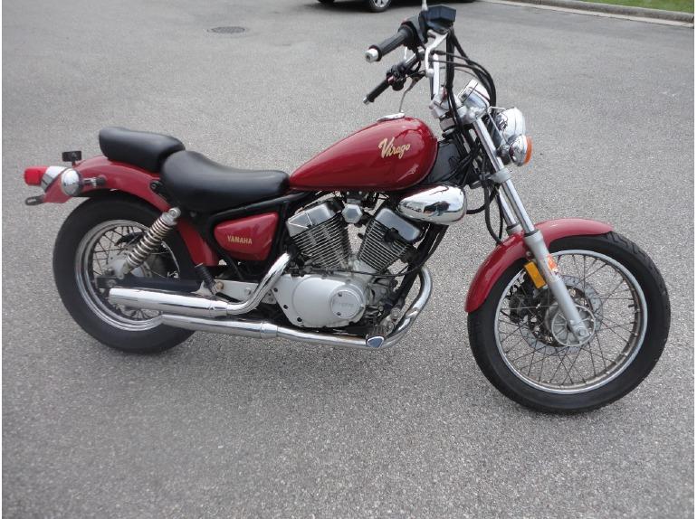 1989 yamaha virago 250 motorcycles for sale. Black Bedroom Furniture Sets. Home Design Ideas