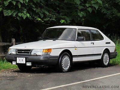 Saab : 900 S 1991 saab 900 s manual gearbox hatchback