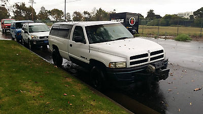 Dodge : Ram 1500 Base Standard Cab Pickup 2-Door 1996 dodge ram 1500 base standard cab pickup 2 door 3.9 l