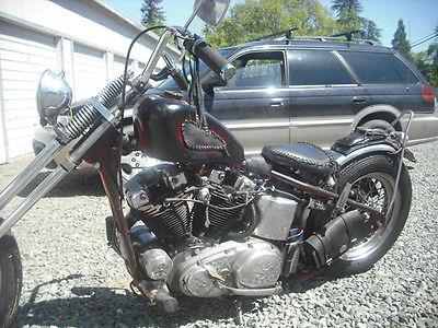 Harley-Davidson : Other Ironhead