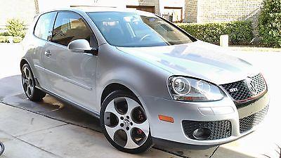 Volkswagen : Golf GTI 2007 vw gti package 1