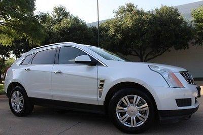 Cadillac : SRX SUV 2011 cadillac srx luxury collection panorama roof w na