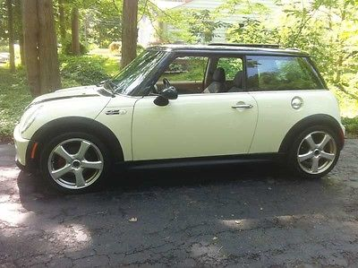 Mini : Cooper S Hatchback 2006 mini cooper s hatchback 4 cylinder supercharger
