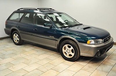 Subaru : Outback Outback 1998 subaru legacy wagon outback limited low miles 1 owner