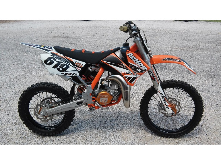 Ktm 105 Supermini Motorcycles for sale