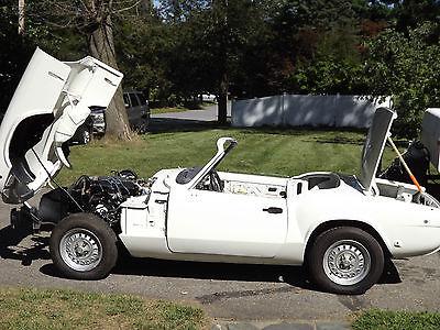 Triumph : Spitfire Convertible 1978 triumph spitfire convertible sports car engine rebuilt body restored