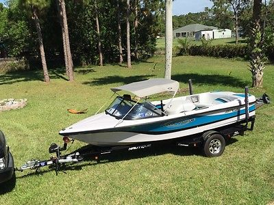 2002 Correct Craft Ski Nautique 196