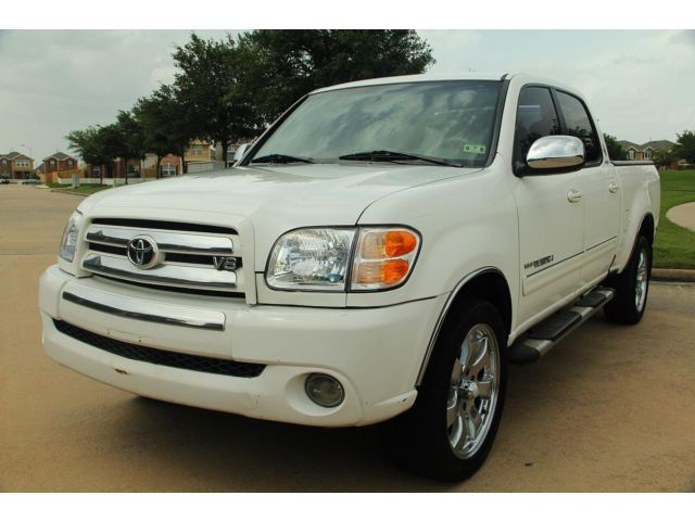 Toyota : Tundra DoubleCab V8 2004 toyota tundra sr 5 rust free clean tx title bedliner
