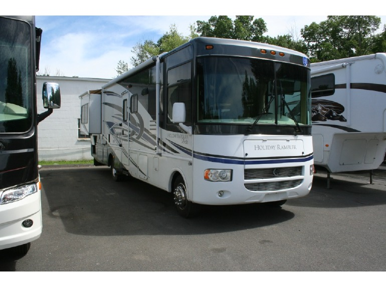 2009 Holiday Rambler Arista 341