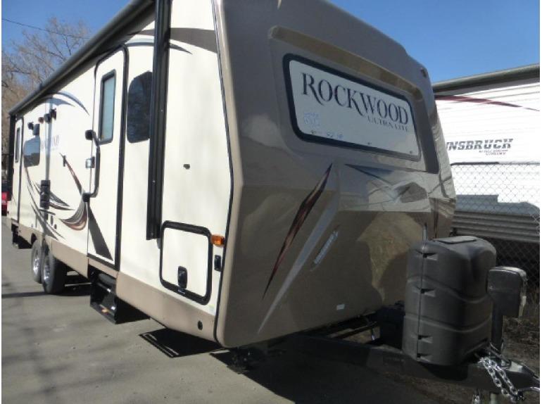 2016 Forest River Rockwood Ultra Lite 2604WS