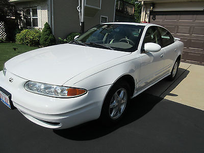 Oldsmobile : Alero 2000 oldsmobile alero v 6 fully loaded excellent condition low miles 41 400