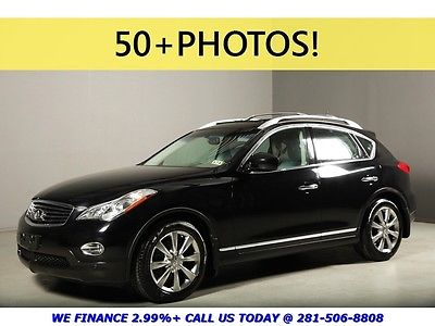 Infiniti : EX 2008 EX35 JOURNEY SUNROOF LEATHER XENONS BLACK TAN 2008 infiniti ex 2008 ex 35 journey sunroof leather xenons black tan automatic 4