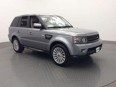 Land Rover : Range Rover Sport HSE 2012 hse