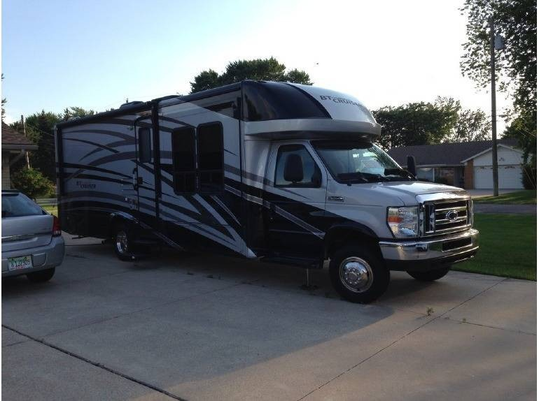 2010 Gulf Stream B Touring Cruiser 5291