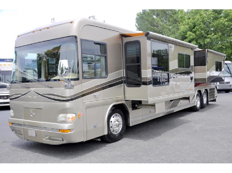2005 Country Coach Intrigue Ovation Limited 42