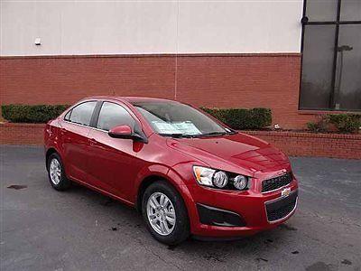 Chevrolet : Sonic 4dr Sedan Automatic LT Chevrolet Sonic 4dr Sedan Automatic LT New Automatic Gasoline 1.8L 4 Cyl CRYSTAL
