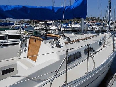 32 Foot Ericson Sailboat Diesel