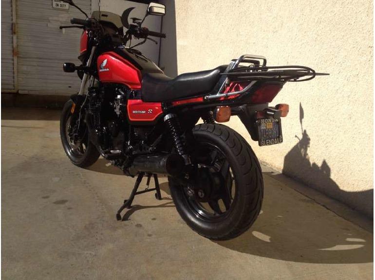 1986 Honda CB700SC