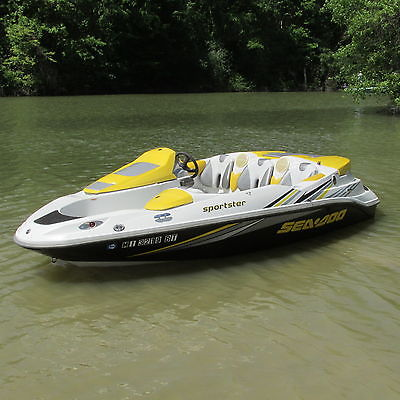 4 person seadoo jet boat boats for sale rh smartmarineguide com