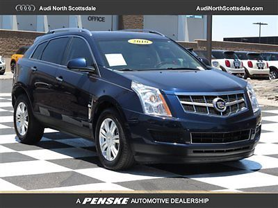 Cadillac : SRX Luxury Collect Navigation FWD Used 10 Cadillac SRX FWD SUV Navigation Bluetooth Camera Heated Seats Pano ROOF