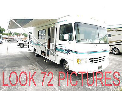 FOUR WINDS HURICANE 30Q BY THOR NOT FLEETWOOD OR MONACO  CLASS A RV CAMPER BUS