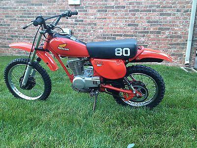Honda Xr 80 motorcycles for sale
