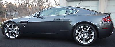Aston Martin : Vantage V8 Coupe Manual *PRISTINE CONDITION LOW MILES 2K* 2006 vantage