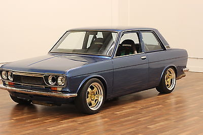 Datsun : Other 510 1972 datsun 510 sr 20 turbo custom