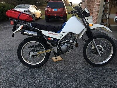 Yamaha : XT 1992 yamaha xt 225 mountain trail enduro w upgrades