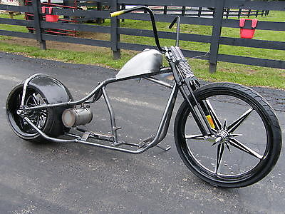 Custom Bobber dropseat motorcycles for sale