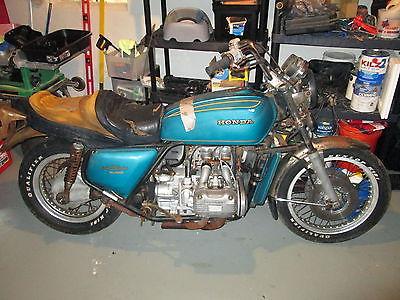 Honda : Gold Wing 1975 honda gl 1000