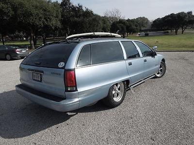Chevrolet : Caprice Rat Rod Surf Wagon Chevrolet Caprice Station Wagon 1992 9-Passenger Rat Rod Surf Wagon Texas Car!!!
