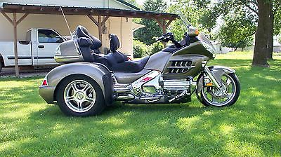 Honda : Gold Wing GL1800 Champion Trike Conversion Excellent Condition
