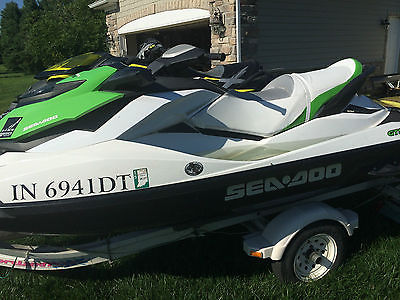 2013 Seadoo Gti 130 and complete  FLYBOARD setup, dual impeller,  nozzle & EMK