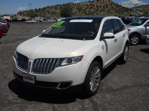 2013 lincoln mkx boats for sale for Parkway motors cedar city