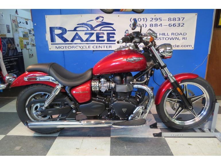 triumph speedmaster motorcycles for sale in rhode island. Black Bedroom Furniture Sets. Home Design Ideas