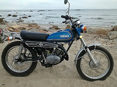 Yamaha : Other 1973 yamaha at 3 125 cc