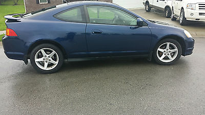 Acura : RSX Base 2003 acura rsx 2 door coupe base with leather interior