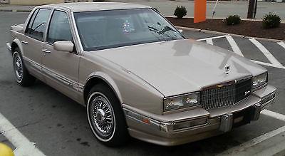 Cadillac : Seville Base 1990 cadillac seville antelope with maintenance records
