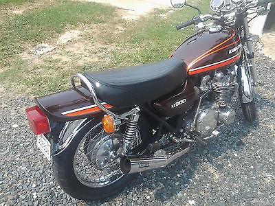 Kawasaki : Other 1976 kawasaki kz 900