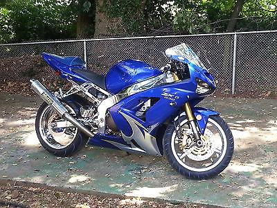 Blue Ninja 636 Motorcycles For Sale