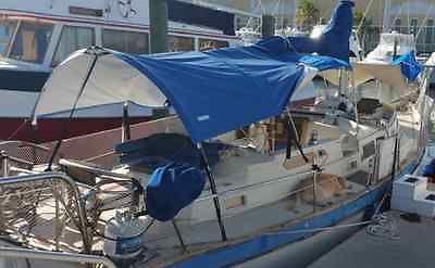 Irwin 37 CC Sloop, 2 berths each w/head & showers, 16k BTU central A/C