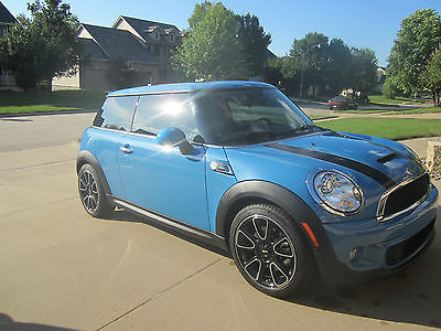 Mini : Cooper S Bayswater Edition 2013 mini cooper s hardtop only 6 050 miles