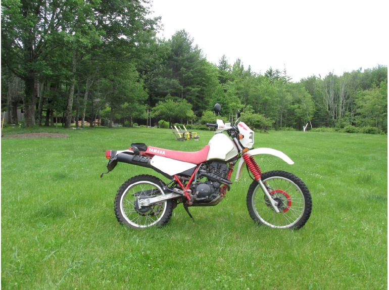 Yamaha Xt350 Motorcycles for sale