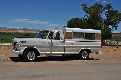 Ford : F-100 Custom Cab 1967 f 100 from the original owner rare find
