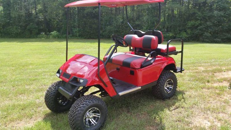 2009 EzGo TXT golf cart