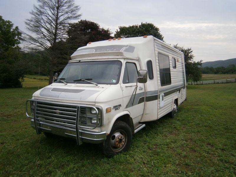 1984 Motorhome RVs for sale