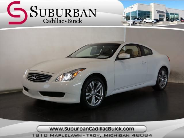 2009 Infiniti G37 Coupe AWD x 2dr Coupe x