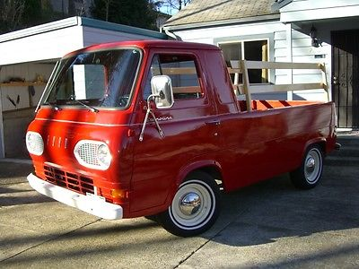 Ford : Other Pickups Econoline 1966 ford econoline truck